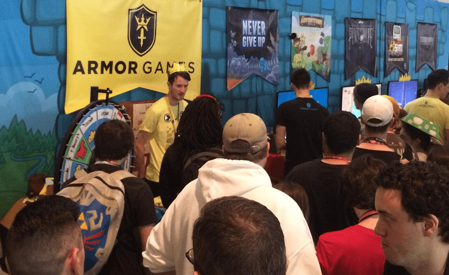 About Us | Armor Games Studios